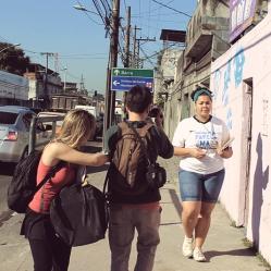 Documentario Todo Mapa tem um discurso - Credito foto Francine Albernaz (5) - Gravação na Cidade de Deus